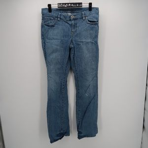 Mossimo Supply Co. Straight Leg Denim Jean Pants
